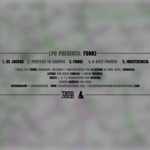 Trasera: LPD - Fonki