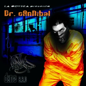 Trasera: LaOdysea - Dr Cannibal (CD 1 - Lesky)