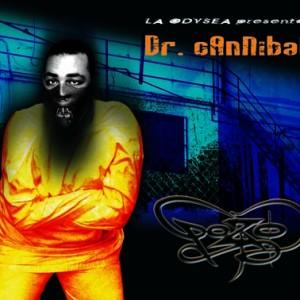 Trasera: LaOdysea - Dr Cannibal (CD 2 - Pozo)