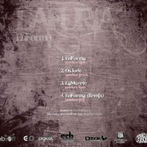 Trasera: Lafuria - EnForma