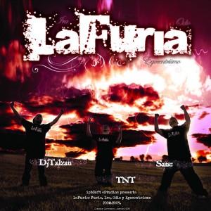 Deltantera: Lafuria - Furia, ira, odio y egocentrismo