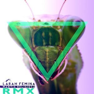 Deltantera: Larah Fémina - Mantis religiosa RMX