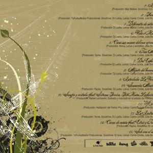 Trasera: Latabarap - Semillas De Un Himno
