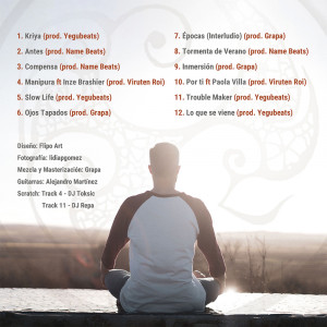 Trasera: Leal Shanae - Kriya