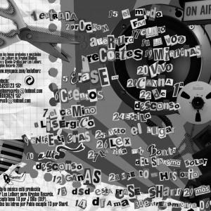 Trasera: Lex Luthorz y Pablo - Recortes