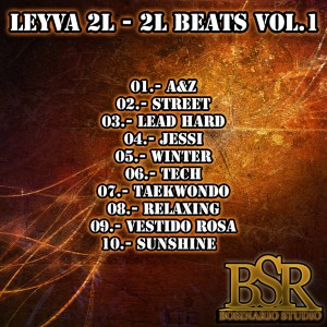 Deltantera: Leyva 2L - 2L Beats Vol. 1 (Instrumentales)