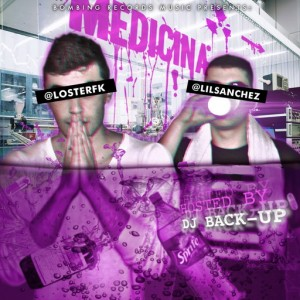Deltantera: Lil Sánchez, Loster FK y Dj Back-Up - Medicina