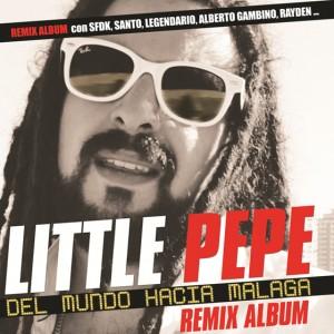 Deltantera: Little Pepe - Del mundo hacia Málaga