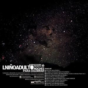 Deltantera: Lniñoadulto y Barbass Sound - Noches para celebrar