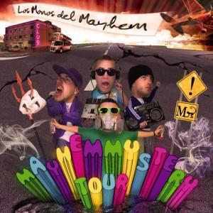 Deltantera: Los monos del mayhem - Mayhem mystery tour