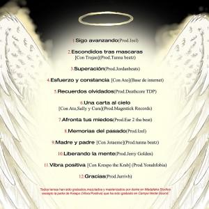 Trasera: MC Dante - Una carta al cielo