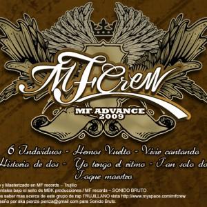 Trasera: MF crew - MF advance
