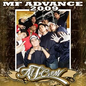 Deltantera: MF crew - MF advance