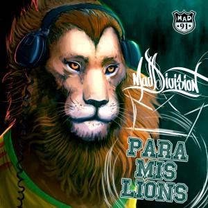 Deltantera: Mad Division - Para mis lions