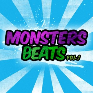 Deltantera: Mad Mellow - Monsters beats Vol. 1 (Instrumentales)