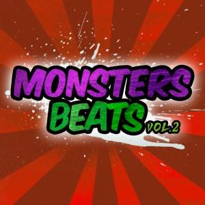 Deltantera: Mad Mellow - Monsters beats Vol. 2 (Instrumentales)