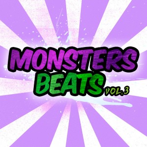 Deltantera: Mad Mellow - Monsters beats Vol. 3 (Instrumentales)