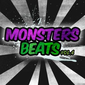 Deltantera: Mad Mellow - Monsters beats Vol. 4 (Instrumentales)
