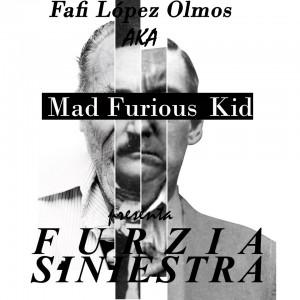 Deltantera: Mad furious kid - Furzia siniestra