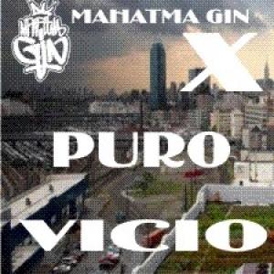 Deltantera: Mahatma Gin - X puro vicio