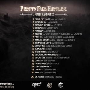 Trasera: Manoperro - Pretty face hustler