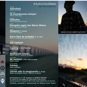 Trasera: Marco Skinny - Autocheck