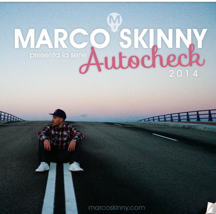 Marco Skinny - Autocheck » Álbum Hip Hop Groups