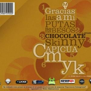 Trasera: Marco Skinny - Chocolate EP