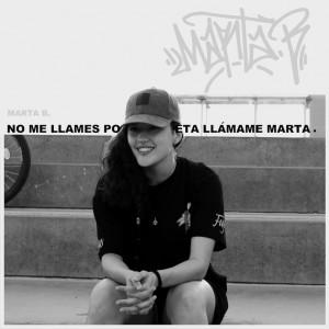 Deltantera: Marta B. - No me llames poeta
