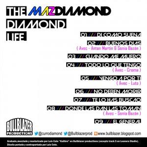 Trasera: Mazdiamond - The diamond life