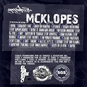 Trasera: Mcklopes - M.C.K.L.O.P.E.S.