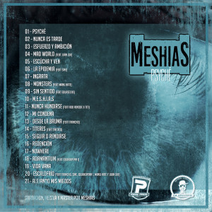 Trasera: Meshias - Psyché
