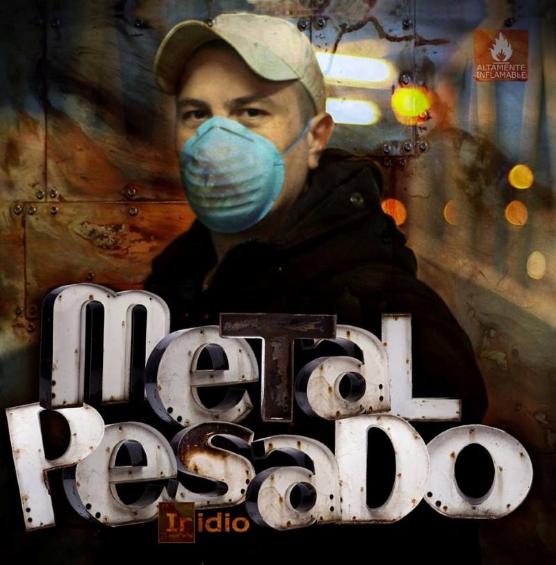 Metal Pesado - Iridio (Descarga)