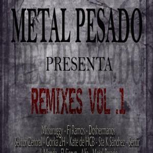 Deltantera: Metal Pesado - Remixes Vol. 1