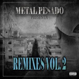 Deltantera: Metal Pesado - Remixes Vol.2