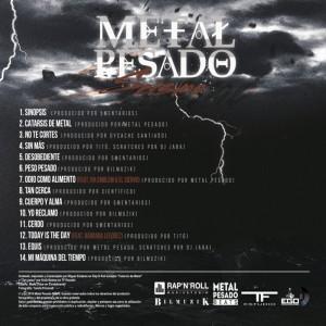 Trasera: Metal Pesado - Seísmo
