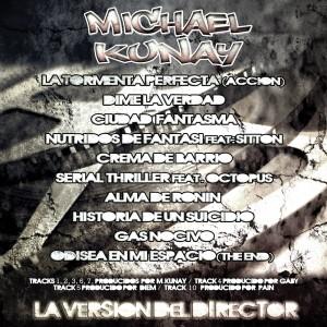 Trasera: Michael Kunay - La version del director