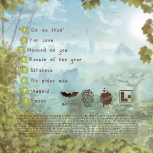 Trasera: Moglia - Da monkey tape