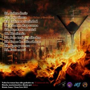 Trasera: Moisis Jones - Molotov