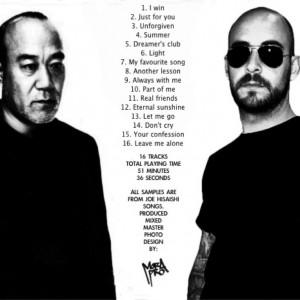 Trasera: Mora Pro - Joe Hisaishi meets Morapro (Instrumentales)