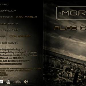 Trasera: Morgan - Alas de cera