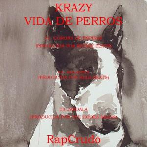 Trasera: Mr. Crazy - Vida de perros