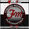 Murianafobia - Fobioso movement