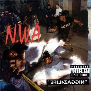Deltantera: N.W.A. - Niggaz4life
