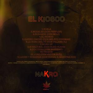 Trasera: Nakro - El Kiosco