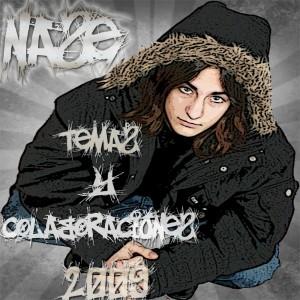 Deltantera: Nase - Temas y colaboraciones (2009)