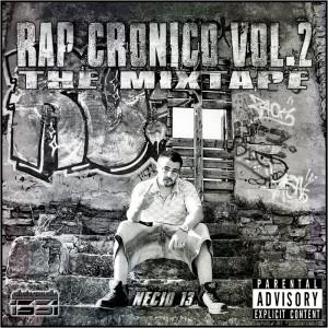 Deltantera: Necio13 - Rap crónico Vol. 2