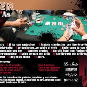 Trasera: Neir (La jaula) - El As
