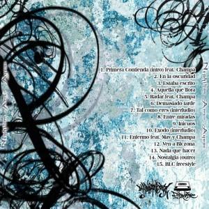 Trasera: Nephilim - Amor Ágape