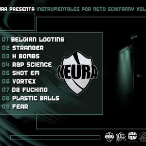 Trasera: Neura - Instrumentales por Neto Schifanny Vol. 1
